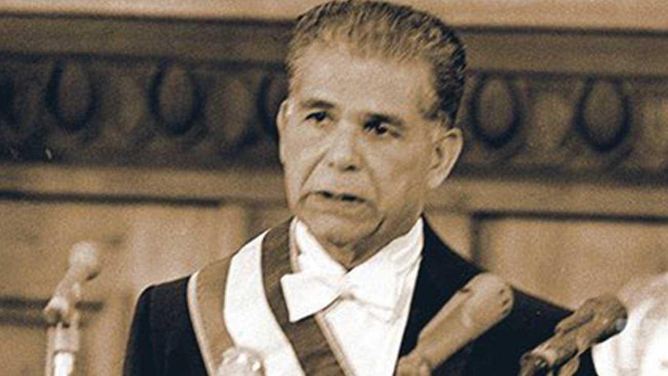 Dr. Joaquín Balaguer - Partido Reformista Social Cristiano   PRSC