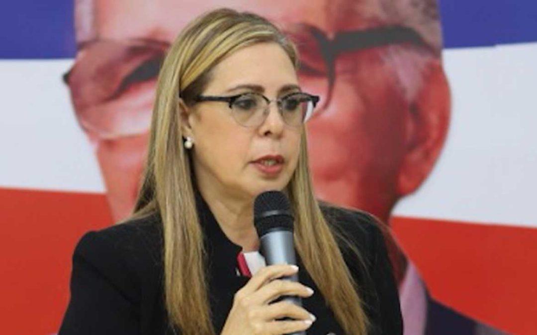 Eligen a Sergia Elena de Séliman como vicepresidente de la ODCA