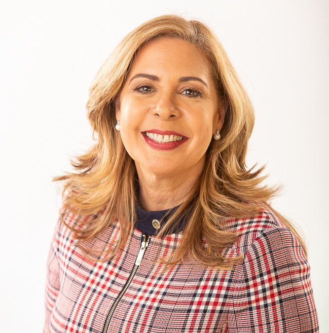 Sergia Elena saluda convocatoria de Abinader para celebración de Cumbre contra el Covid-19