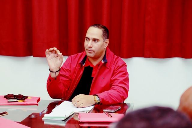 Excandidato a diputado Dionisio Santana agradece a ocoeños por su apoyo en pasado proceso electoral
