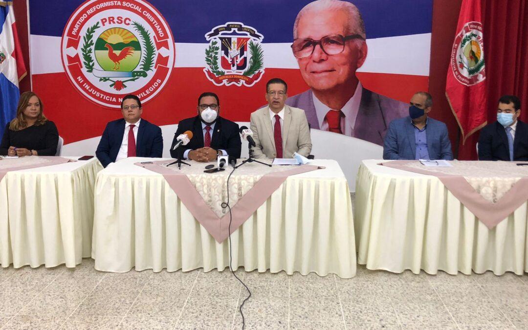Johnny Jones reactiva su militancia en PRSC; Ramón Rogelio Genao le dio la bienvenida